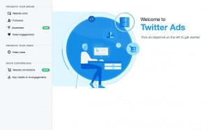 social ads twitter ads